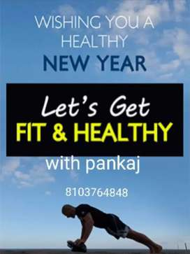 Anybody need a professional fitness trainer at home so contact me