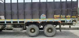 2518 tata full body truck 8 tyre new 2 tyre 40 %