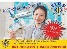 Air Ticketing Course in Rawalpindi Islambad Pakistan