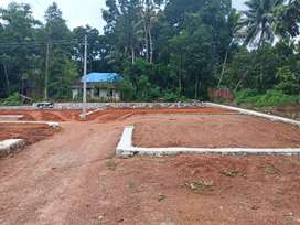 New House Plot 5cent 4cent Mannanthala Near