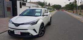 Toyota CHR total genuine fresh 2020 import
