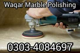 Best Marble Polishing, Marble Grinding, Marble Fixing in Lahore...