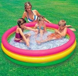 kolam renang anak intex original
