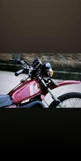 Yamaha dt 100 thn 1984