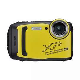 Fujifilm Finepix XP140 (Yellow) Bisa kredit