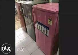 Single door used fridge for sell warranty 6 months