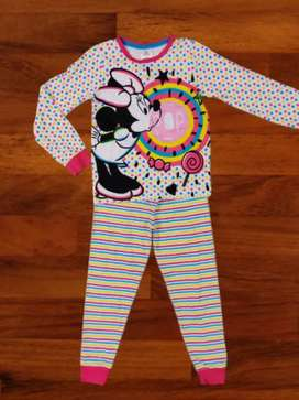 Branded Export Surplus kids Night suit