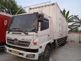 Hino Lohan Tronton FL 235 JW 6x2 Box 2012 ( bisa credit )
