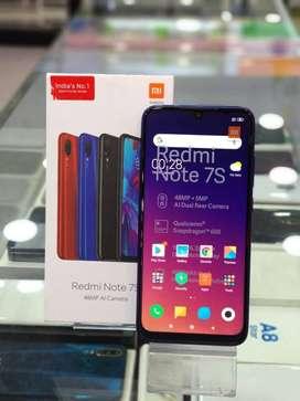 Mi Xiaomi Redmi Note 7s 3GB 32GB (Blue) In Warranty Brand New Cond