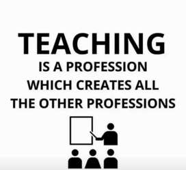 English trainer/teacher available online and offline