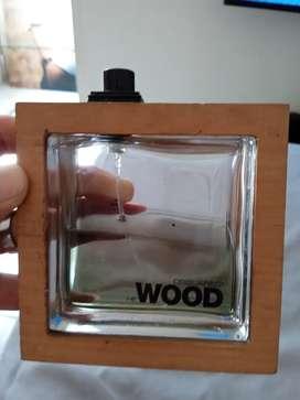 Parfume wood asli