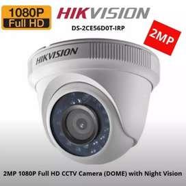pasang kamera cctv full hd 2mp gratis biyaya pasang