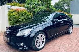 Dijual Mercy (Mercedes Benz) C250 AMG 2010 W204 BUKAN C200