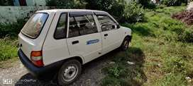 Maruti Suzuki 800 2002 Petrol Good Condition