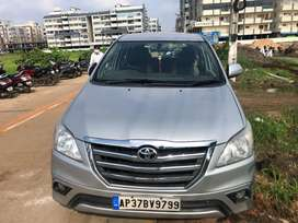 Toyota Innova 2013 Diesel 163000 Km Driven good condition