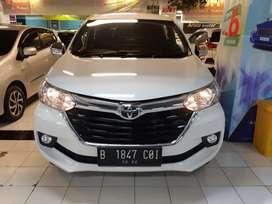 Toyota avanza G putih 1300 manual full ori pemakaian surabaya