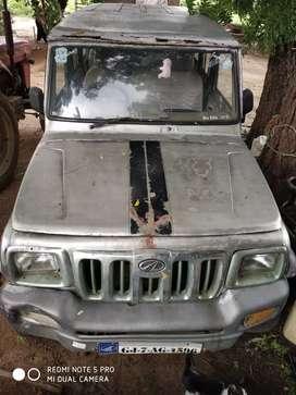 Mahindra Bolero Pik-Up 2005 Diesel Good Condition