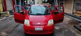 CHEVROLET SPARK 2008 petrol Less Used Very Good Condition