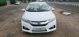 Honda City 1.5 V Manual Exclusive, 2016, Petrol