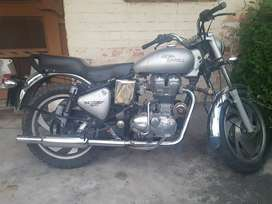 Royal Enfield Electra with Twin Spark Plug