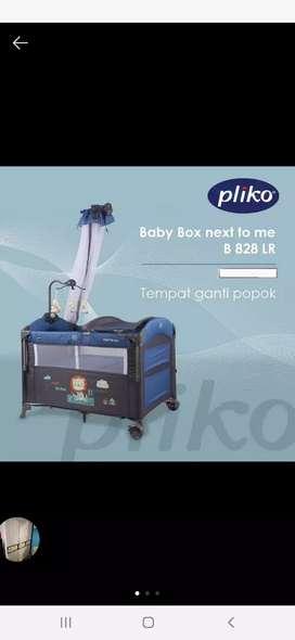 Babybox Pliko Next to Me