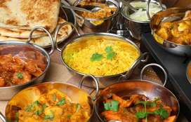 Req:- Indian Cook / Chinese Cook / Tandoor Cook / Fast-Food Cook /