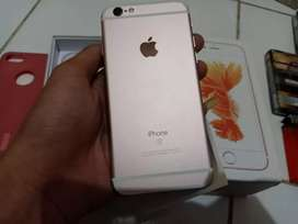 SECOND IPHONE 6S 64GB ROSE GOLD