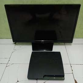 Ps 3 hardisk + TV LED LG 29in