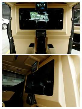 PARTISI WALL Toyota Alphard,innova,fortuner,mobilio,grandlivina
