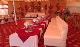 catering and tenting