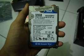 "HDD HARDISK LAPTOP 2.5"" 320 GB"