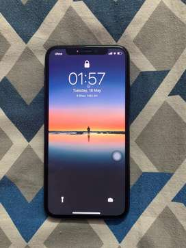 Iphone X 256gb pta approved 10/10