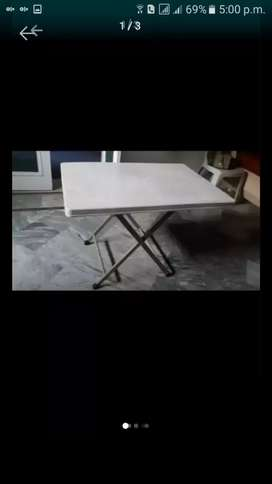 3 plastic Tables for sale