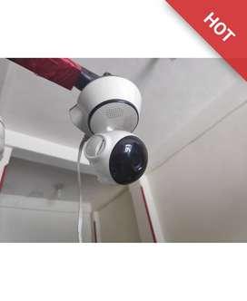 CCTV WIFI DAPAT BERPUTAR QQWZ