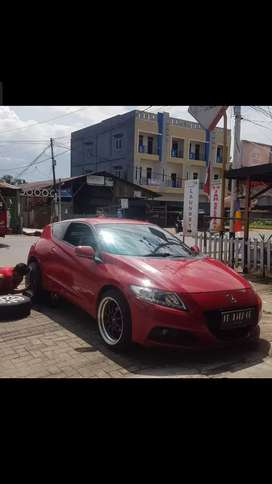 Jual Honda CRZ merah hybird