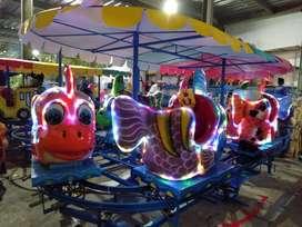 BARU mainan kereta mini panggung odong nemo fish DISKON 11