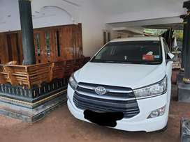 Toyota Innova Crysta 2019 Diesel 40000 Km Driven