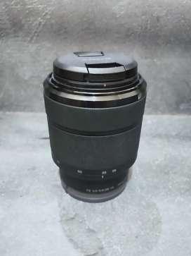 2nd lensa sony fe 28 70mm f3.5 - 5.6