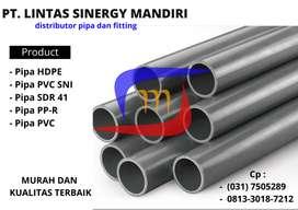 BERBAGAI MACAM PIPA (PVC & PPR), GRATIS ONGKIR