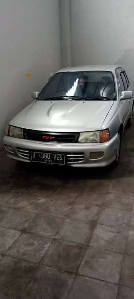 Toyota starlet 1.3 SEG thn 1997