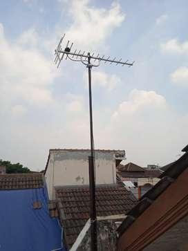 Instalasi terdekat pasang servis antena tv box hitam