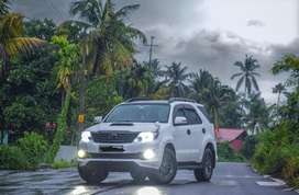 Toyota Fortuner 2013 manual 4x2