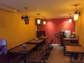 Restaurant for sale (Italian/America cuisine) for cafe only