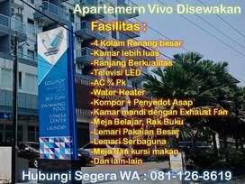 Kost Apartemen Disewakan