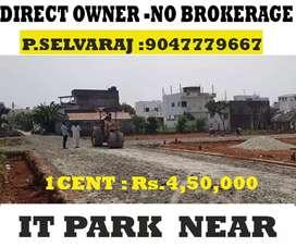 Saravanampatti DTCP PLOTS sale In Kovilpalayam
