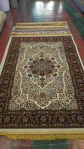 Woolen and all types of carpets