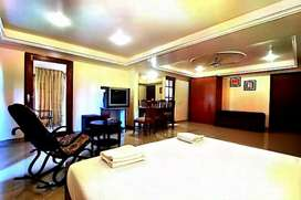 96 luxurious rooms Hotel for sale@Baga beach with all amenities