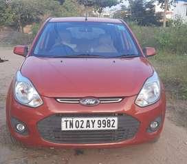 Ford Figo Duratec Petrol Titanium 1.2, 2014, Petrol