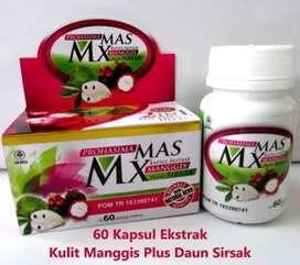 Kapsul kulit manggis daun sirsak 2 in1 ms-max