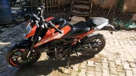 Duke 250 fully new
